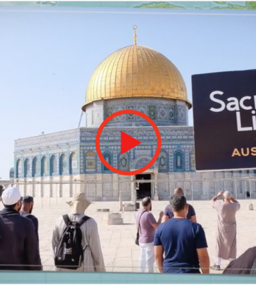 Sacred Links Umrah, Madinah, Jordan and Jerusalem Trailer